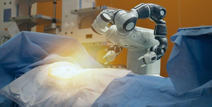 """<span class=""""caption"""">Are you ready for this?</span> <span class=""""attribution""""><a class=""""link rapid-noclick-resp"""" href=""""https://www.shutterstock.com/image-photo/smart-medical-technology-conceptadvanced-robotic-surgery-1226695306"""" rel=""""nofollow noopener"""" target=""""_blank"""" data-ylk=""""slk:MONOPOLY919/Shutterstock.com"""">MONOPOLY919/Shutterstock.com</a></span>"""