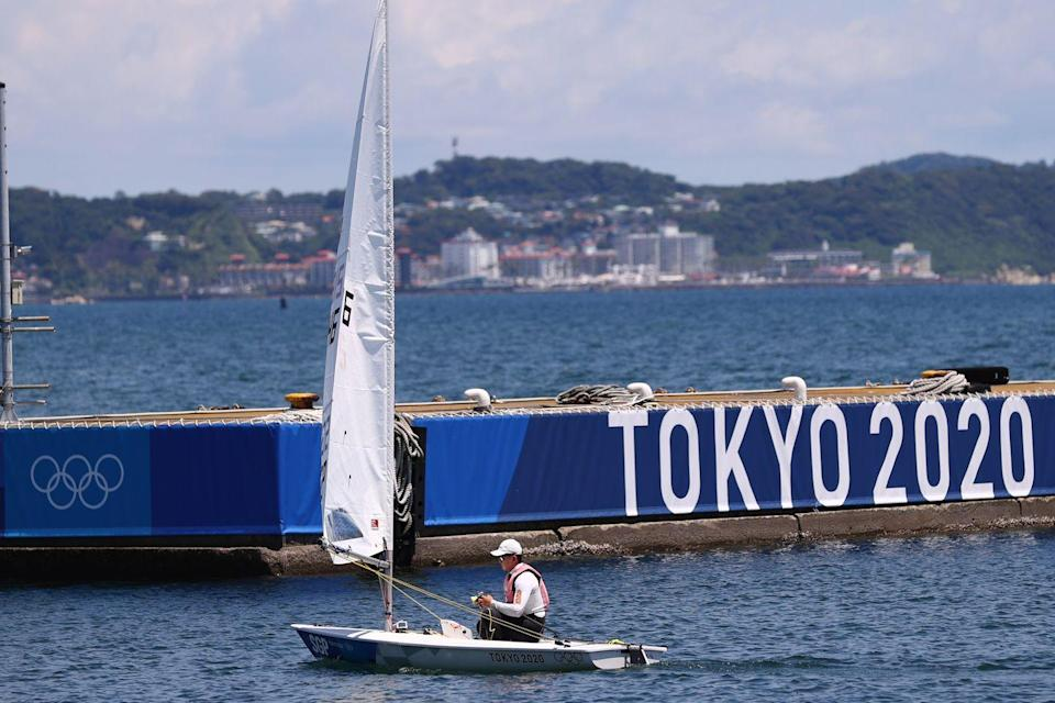 <p>It's refreshing to know that there's a pastime as humble as sailing that counts as an Olympic sport. Ernest Hemingway could've been an Olympian, for god's sake!</p>
