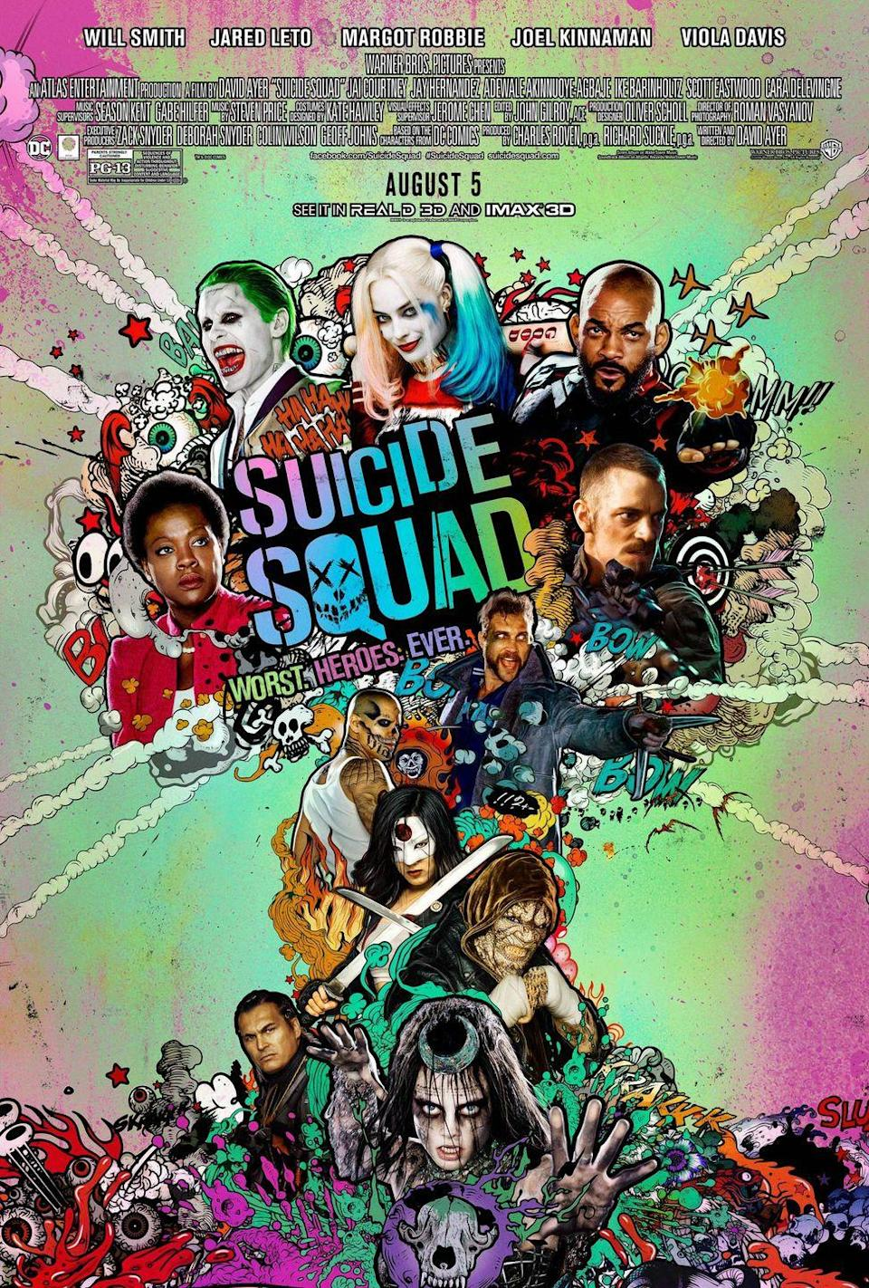 <p>Unlike <em>BvS</em>, there are occasional aspects of<em> Suicide Squad</em> that are not horrible. Margot Robbie is honestly pretty great as Harley Quinn. And you have to give director David Ayer credit for cutting out most of Method Actor Jared Leto's insufferable Joker from the theatrical version of the film. But this film's biggest sin is for creating the unbearable narrative of Method Actor Jared Leto's stupid gifts to his fellow actors. It's hard to recall the convoluted plot of this film when all I can think about is Method Actor Jared Leto harassing his poor co-stars with dead rats wrapped in used condoms, or whatever the hell he did on set. I feel bad for everyone involved in this film.</p>