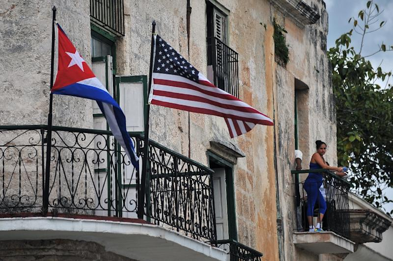 Barack Obama's Cuba policies sought to end decades of isolation that did little to dislodge Fidel and Raul Castro's regime (AFP Photo/YAMIL LAGE)