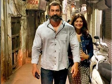 Pooja Batra reportedly marries Dabangg 3 actor Nawab Shah in private ceremony, shares picture on Instagram