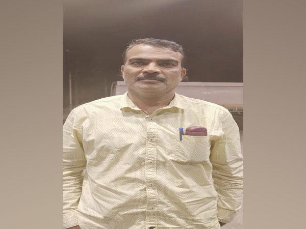 SI T Govind has been arrested by Telangana Police for demanding bribe