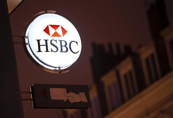 HSBC is one of several banks being investigated by Swiss authorities for price fixing (AFP Photo/Philippe Huguen)
