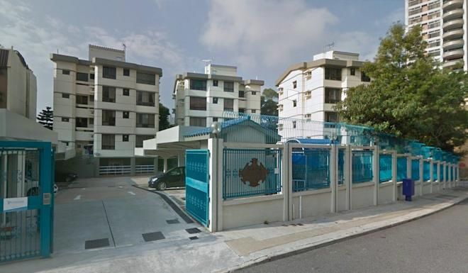 Laurna Villa on Lok Yuen Path in Fo Tan, where a woman's house was burgled on Friday. Photo: Google Map