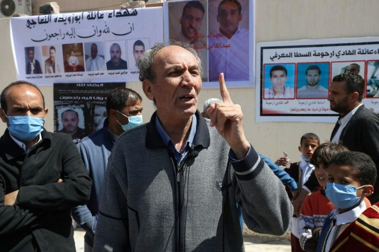 Mohamed Amer's son Moaid was killed by the militia