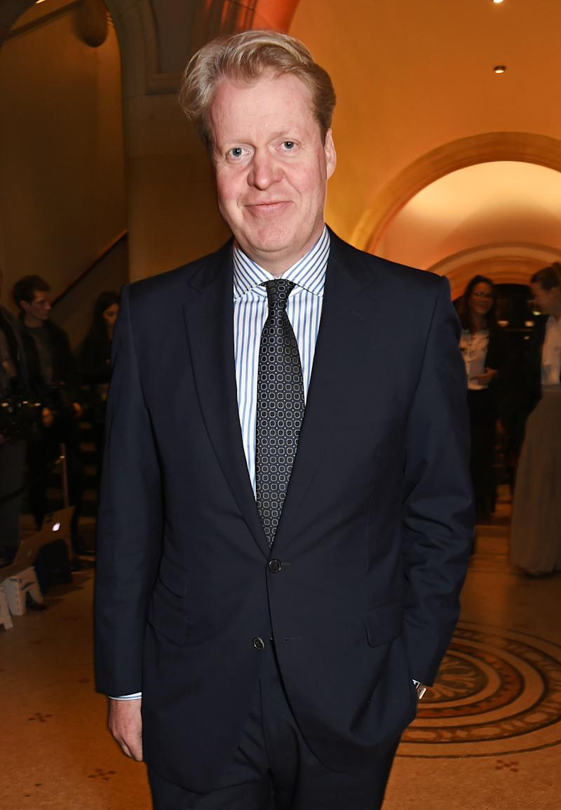 Harry was left unimpressed when William asked their uncle, Earl Spencer (pictured), to speak with the Duke of Sussex about his relationship with Meghan Markle. Photo: Getty