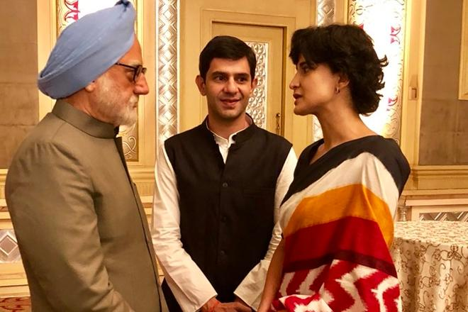 The Accidental Prime Minister release date