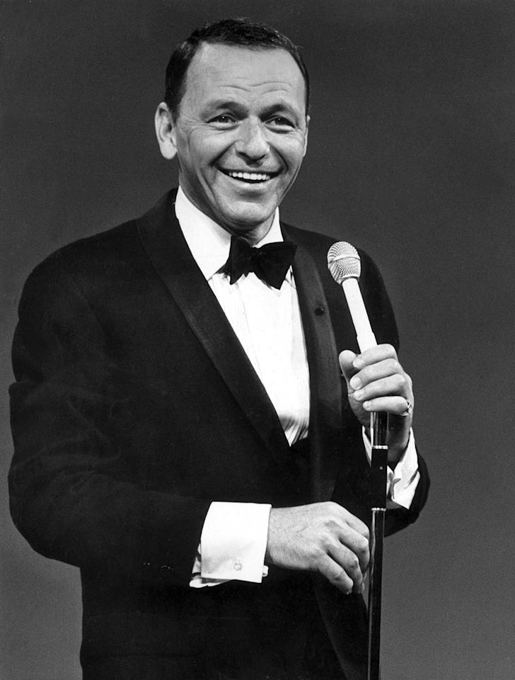 "Frank Sinatra: ""The Chairman of the Board"" Look this one up on the web and at least 99 out of 100 citations will say Sinatra got the honorary title after founding Reprise Records in the early '60s. But true Sinatra fans will tell you that explanation is all wet. It was really bestowed upon him by Williams, a DJ on WNEW radio from the '40s through the '80s, who thought that his hometown pal should have a nickname as cool as Benny Goodman's ""King of Swing"" or Duke Ellington's simple ""Duke."" Not surprisingly, Ol' Blue Eyes (as he was also known, of course) dug it."