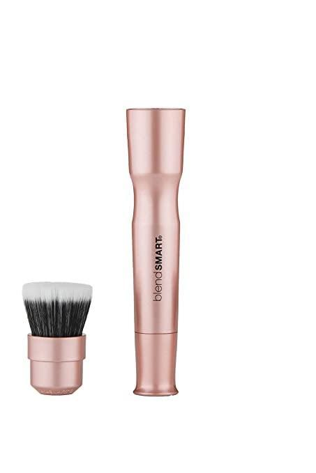 <p>If you prefer one brush head, I recommend this <span>blendSMART2 Powered Makeup Brush </span> ($69).</p>