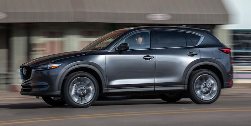 2019 mazda cx 5 turbo is a luxury suv in all but name. Black Bedroom Furniture Sets. Home Design Ideas