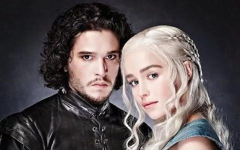 Jon and Daenerys: lovers, but family too - Credit: Entertainment Weekly/Entertainment Weekly