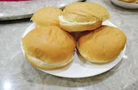 """<p>If you're cooking burgers and hot dogs, then you'll need a bun in order to serve them properly. But serving plain buns straight from a plastic bag can downgrade even<a href=""""https://www.thedailymeal.com/our-50-best-burger-recipes-gallery?referrer=yahoo&category=beauty_food&include_utm=1&utm_medium=referral&utm_source=yahoo&utm_campaign=feed"""" rel=""""nofollow noopener"""" target=""""_blank"""" data-ylk=""""slk:the best burger recipes"""" class=""""link rapid-noclick-resp""""> the best burger recipes</a>. Spring for a potato roll or bakery bun with sesame seeds, then throw them on the grill to toast.</p>"""