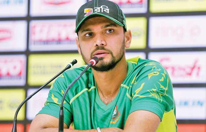 Mashrafe Bin Mortaza to bid adieu to T20 internationals after Lanka series