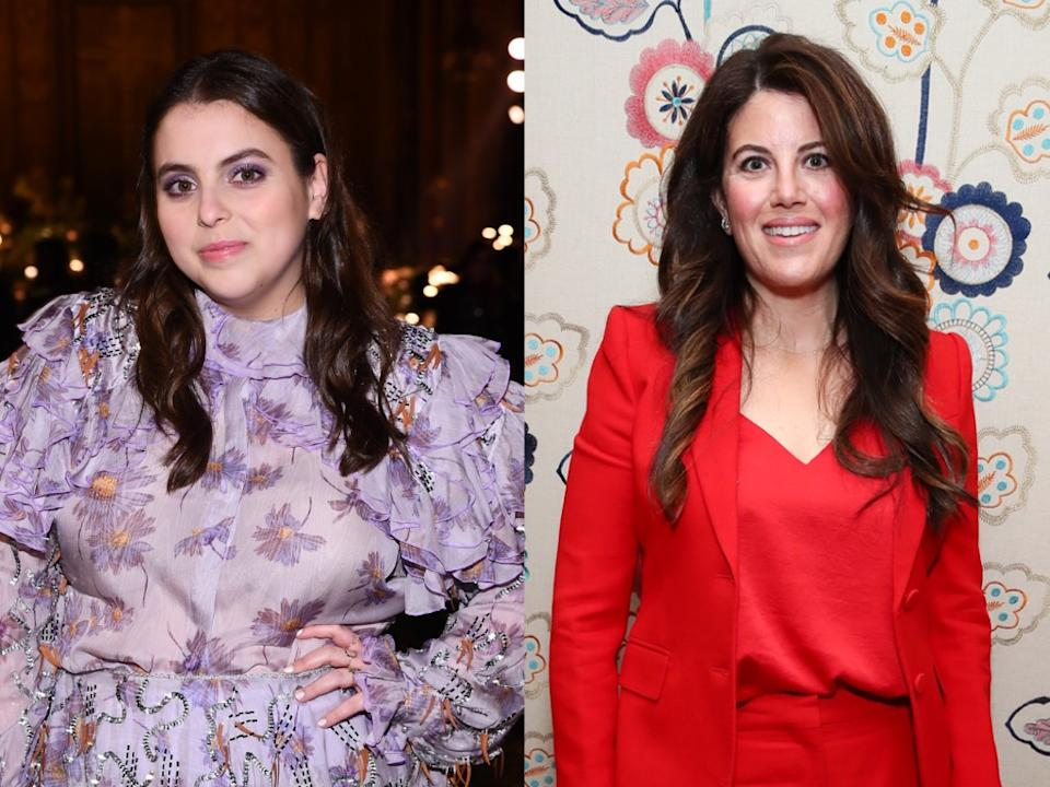 Beanie Feldstein opens up about playing Monica Lewinsky in the upcoming series Impeachment: American Crime Story.