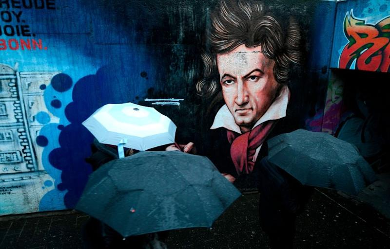"""Bonn has put together a self-guided """"On the trail of Ludwig van Beethoven"""" walking tour - getty"""