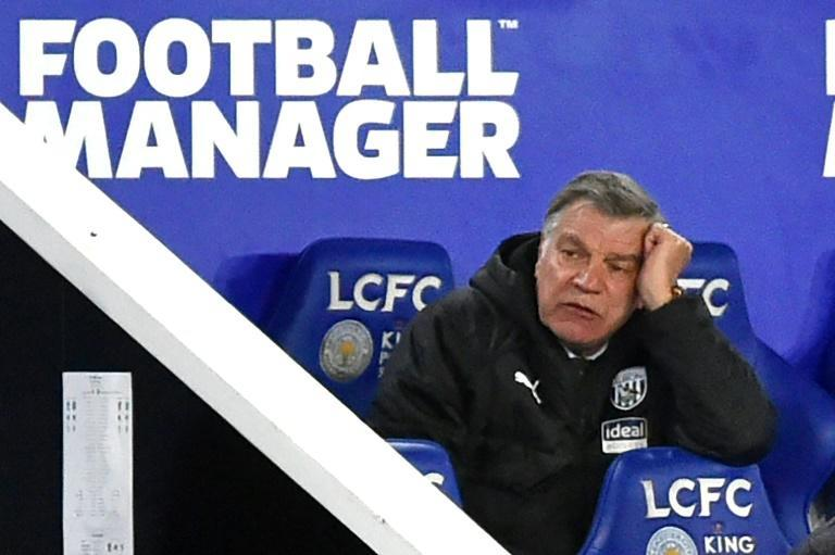 Sam Allardyce could be relegated from the Premier League for the first time if West Brom failed to win at Arsenal on Sunday