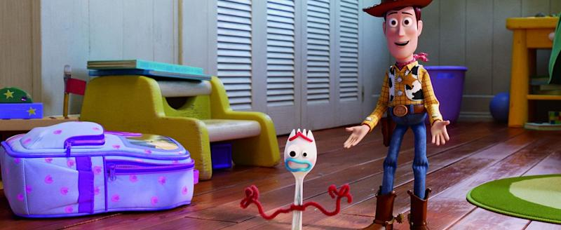 Toy Story 4 (Credit: Pixar)