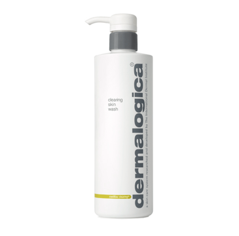 bottle of Dermalogica cleanser reduced in Afterpay Day Australia sales