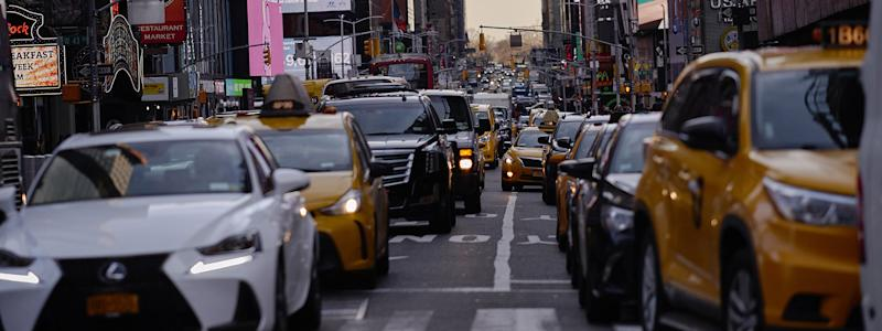 New York Says Not So Fast on Congestion-Price Break for Toll Payers