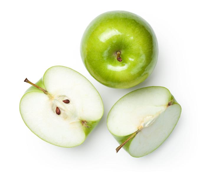 Run your apples through tap water? There's a better way to wash them.