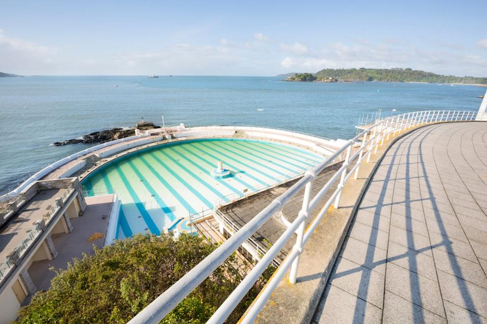 Tinside Lido is perfect for a dipGetty Images/iStockphoto