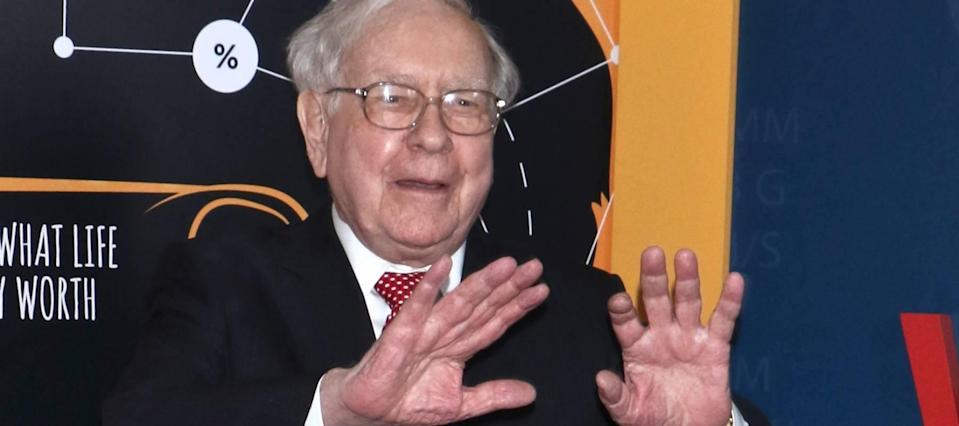 Warren Buffett says this is the way you get through COVID financially