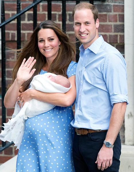 Royal Baby Debut: Details on Kate Middleton, Prince William's Swaddle, Carseat