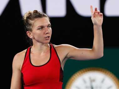 Qatar Open: Simona Halep wins five games in a row in decider to pull of remarkable semi-final win against Elina Svitolina