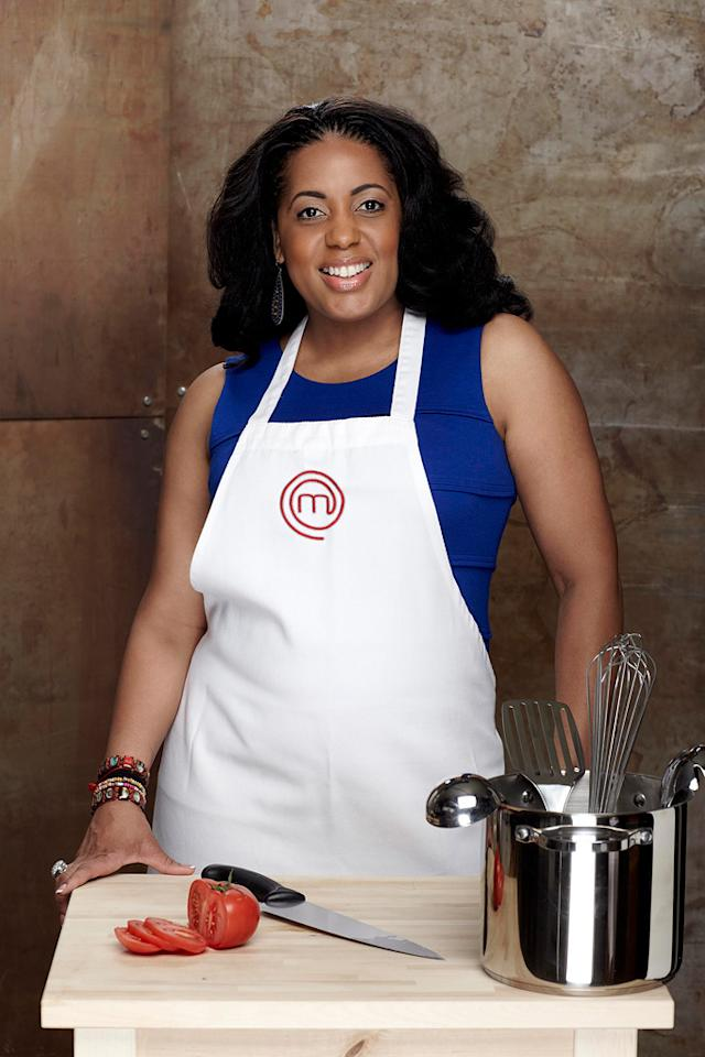 "Tracy Nailor, a doctor from Atlanta, GA, is one of the top 14 finalists on ""MasterChef."""