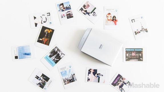 Fujifilms Latest Pocket Printer Is One Of The Best Ways To Print