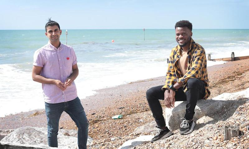 'I needed to stand up': young refugees learn to take on MPs and the UK media