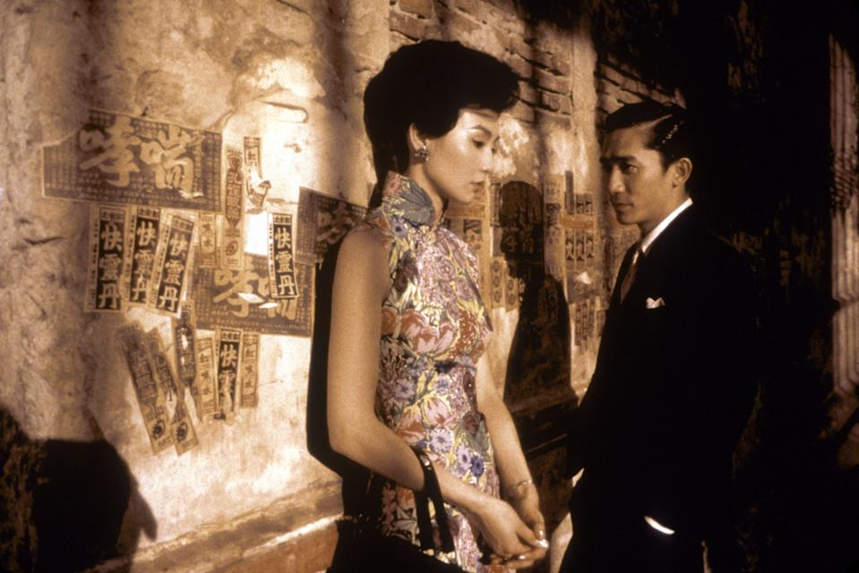 <strong><em><h3>In the Mood For Love </h3></em></strong><h3>(2000)<br></h3><br>Two neighbors in Hong Kong find that their lonely lives adhere to a similar schedule. They spark up an intimate friendship, especially after confessing that their spouses are both having an affair. While they feel lust for each other, they want to be better than their cheating spouses. So, <em>In the Mood For Love </em>is steeped in unfulfilled and aching sexual tension, which is undeniably its own brand of sexiness.