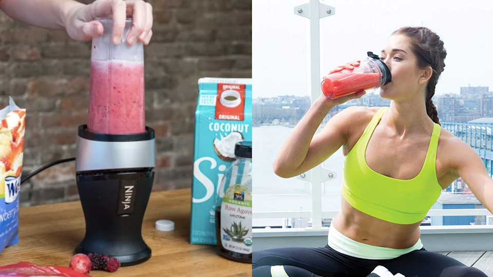 Best health and fitness gifts 2020: Ninja Fit Personal Blender