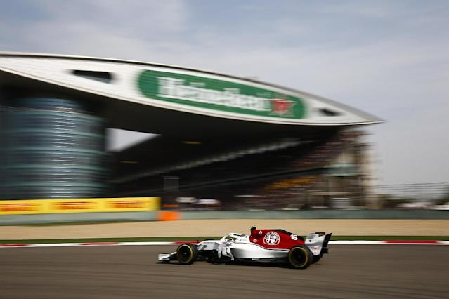 Leclerc confused by 'very strange' spin