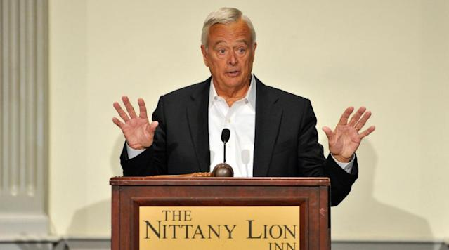 Penn State trustee: I'm 'running out of sympathy' for Sandusky victims