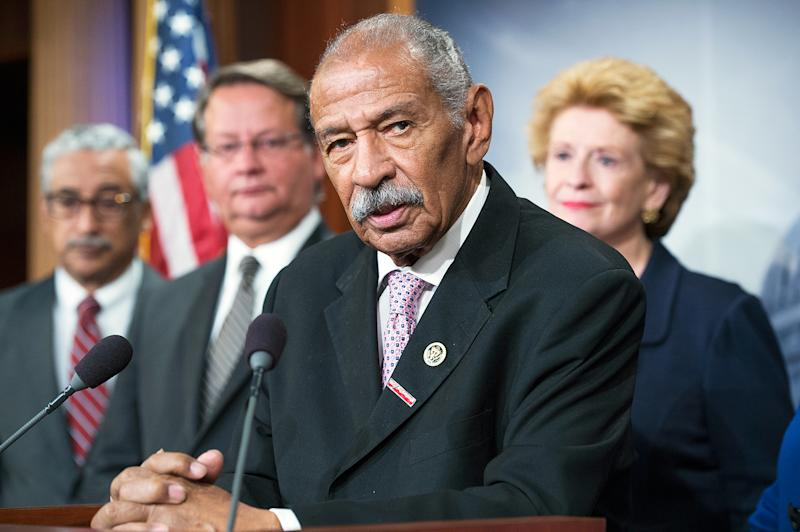 Carl Conyers, Youngest Son of Congressman John Conyers, Reported Missing in Texas