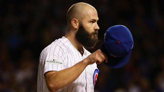 After agreeing to join the Philadelphia Phillies, Jake Arrieta wrote a handwritten letter to thank the Chicago Cubs.