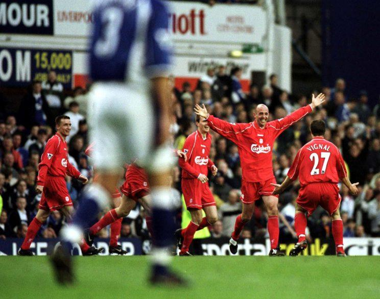 Liverpool v Everton: Three of the best Merseyside derbies