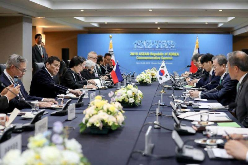 Manila, Seoul sign 5 agreements