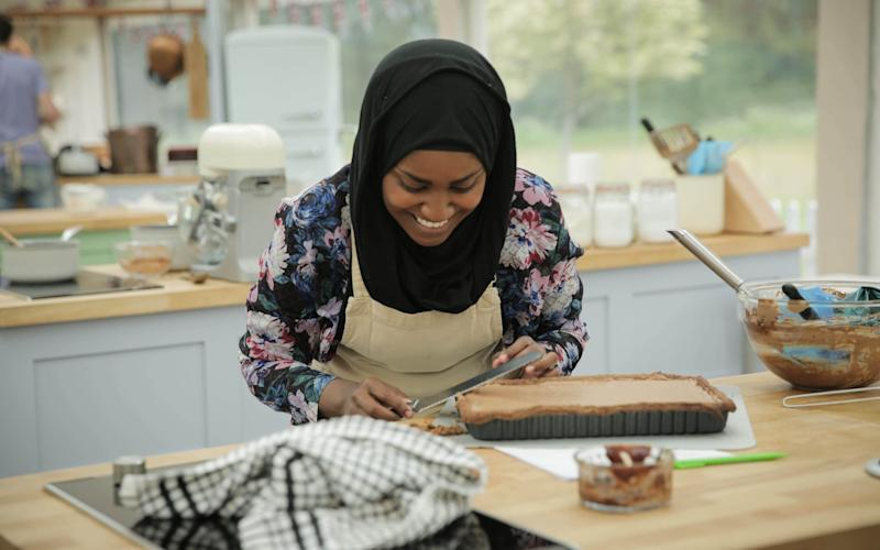 Bake Off winner Nadiya will host rival BBC cooking show - Credit: Love Productions