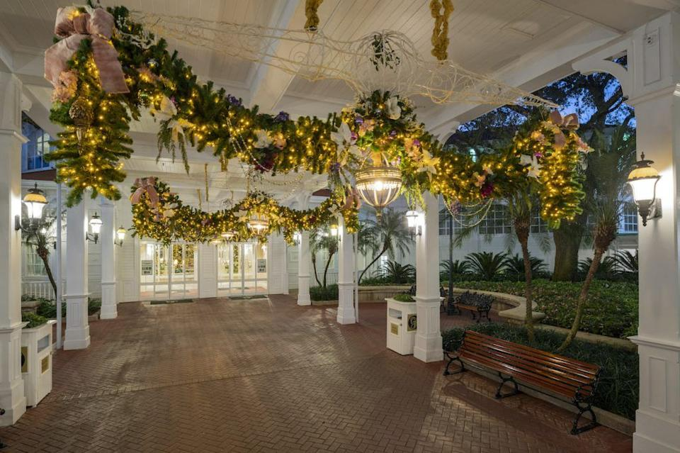 Photo credit: Courtesy Disney's Grand Floridian Resort and Spa
