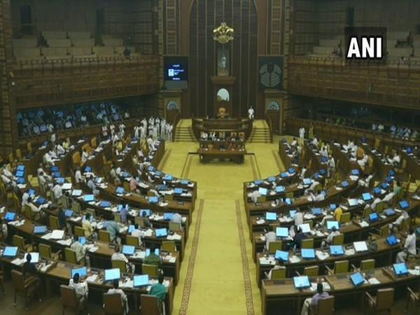 Visual of Kerala Assembly (Photo/ANI)