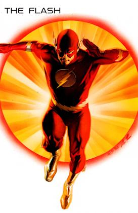 The Flash' Star Grant Gustin Salutes End Of 'Arrow' With Heartfelt