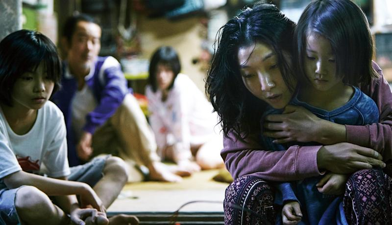 Hirokazu Kore-eda's powerful 'Shoplifters' (credit: GAGA Pictures)