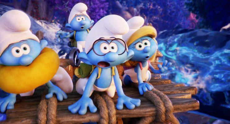 An image from Smurfs: The Lost Village