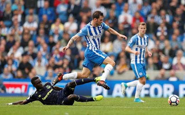 Pascal Groß has scored with his only two shots on target since August
