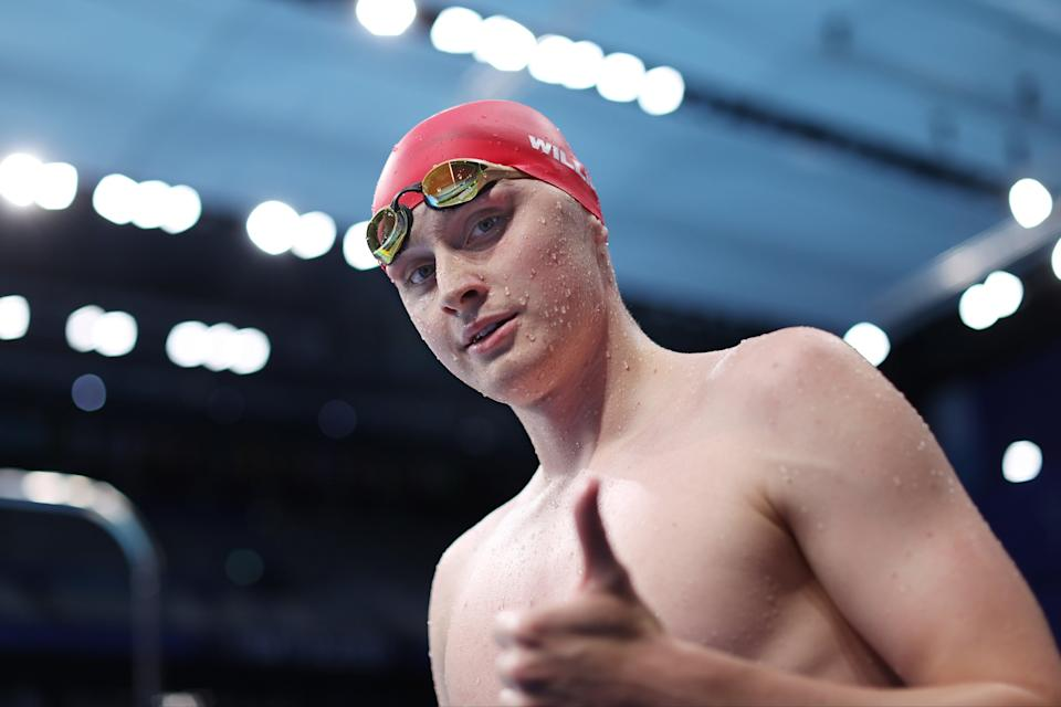 Wilby: 'It was a pretty strong race, physically and mentally.' (Getty Images)