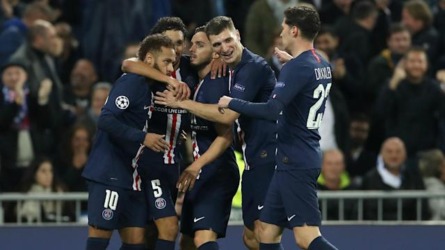 Real Madrid and Paris Saint-Germain put on a show for the neutrals in a match that would have made great viewing on the big screen.