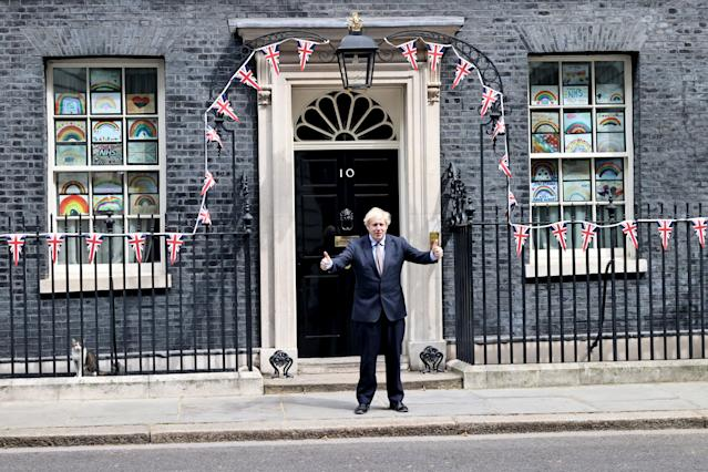 The Prime Minister is set to ease lockdown restrictions from Monday onwards. (PA)