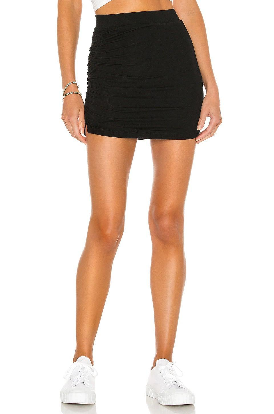 <p>You can't go wrong with this <span>Lovers + Friends Sofia Skirt</span> ($78).</p>